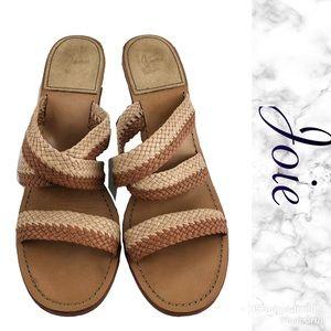 Joie Block Heel Sandals